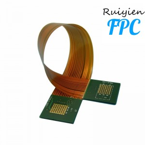 Rigid-Flex, Flex, Long Flex, Fleksibel PCB-producent i HUIYIEN